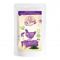 Dr. Link® SUPER NATURAL BIO Huhn und Lachs mit Borretschöl und Chlorella | 15x150g